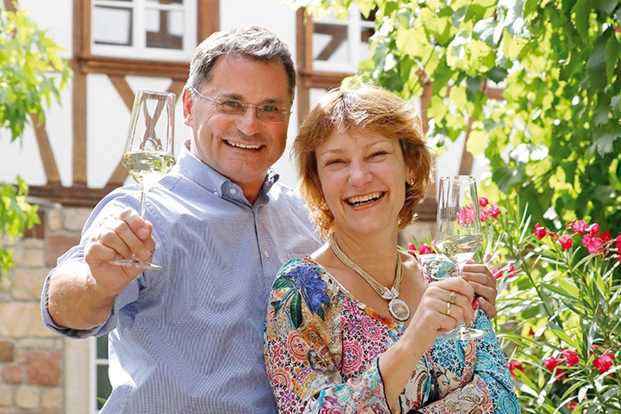 Ehepaar Hauer